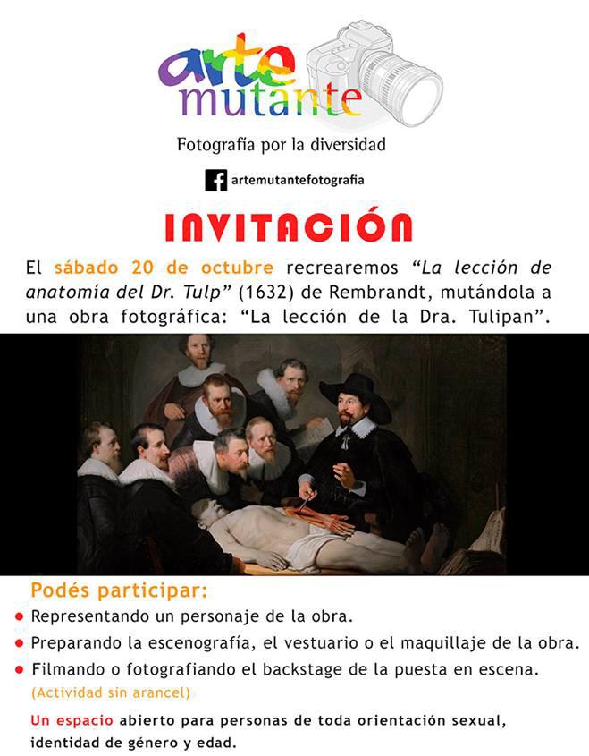 Sociedad de Integración Gay Lésbica Argentina - Arte mutante recrea ...